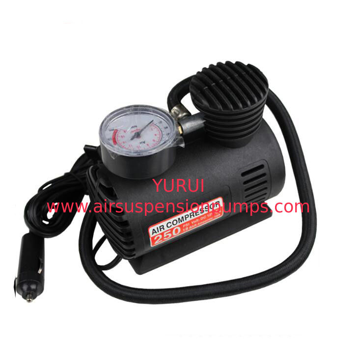 Portable Car Air Compressor Direct Current 12 Volt Mini Tire Pump For Car