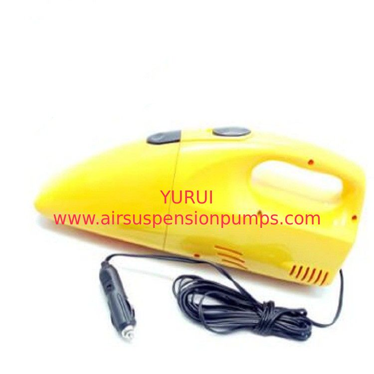 Yellow Vacuum Cleaner 2 In 1 Vacuum Cleaner 250PSI  Compressor 35W-60W For Choice