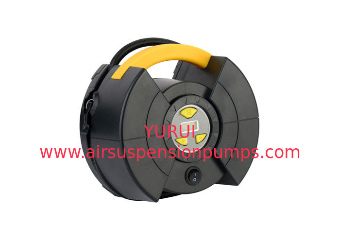 Digital Display Air Suspension Pump For Car With One Year Warranty