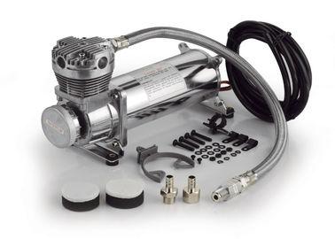 Trwała Kompaktowa Przenośna Kompresor Przenośna 12 V Szybka Stalowa Chroma Do Samochodów Drogowych