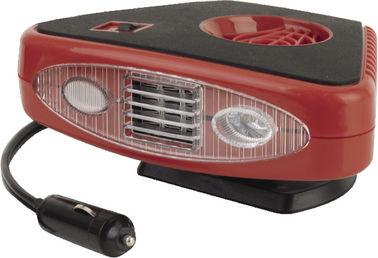 Trójkątny Czerwony I Czarny Przenośne Nagrzewnice Samochodowe 2 In 1 Przydatne Dla Vhicle