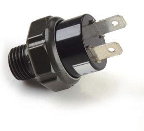 Czarne pneumatyczne pompy powietrza / plastikowe 12v sprężarki ciśnienia